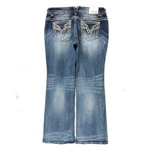 Vigoss The Chelsea Slim Boot Pocket Jeans
